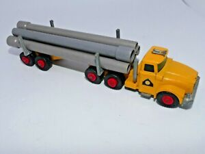 Matchbox SCAMMELL CONTRACTOR King Size PIPE TRUCK K-10