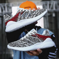 Men's Sneakers Fashion Casual Breathable Shoes Running Ultralight Mesh Athletic