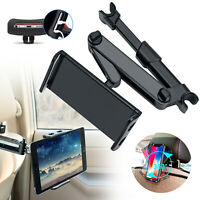 360° Car Back Seat Headrest Holder Mount Stand For Phone iPad Tablet Universal