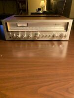 Vintage Sanyo JCX 2100KR Stereo Receiver Tested Cleaned Working PRICED TO SELL