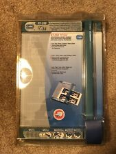 """Carl Brands 12""""/A4 Professional Rotary Trimmer (Rt200) Scrapbooking Cutter -New-"""