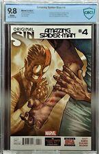 Amazing Spider-Man #4, CBCS 9.8 NM/M, 1st Silk