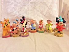 Disney 100 Years of Magic 75 Count Figurines 1930-2000 Crafting Ornament Gifts!!