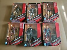 DC MULTIVERSE JUSTICE LEAGUE  STEPPENWOLF Wave COMPLETE SET OF 6