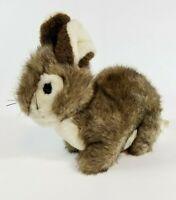 "Rabbit Plush Stuffed Animal Bunny Soft Toy Vintage 10"""