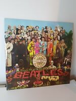 THE BEATLES SGT. PEPPER'S LONELY HEARTS CLUB BAND PCS 7027 STEREO