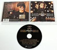Gianluca Grignani ROMANTICO ROCK SHOW CD 2010 Sony