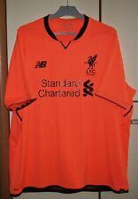 Liverpool 2017 - 2018 Third football shirt jersey NB 125 ANNIVERSARY size 2XL