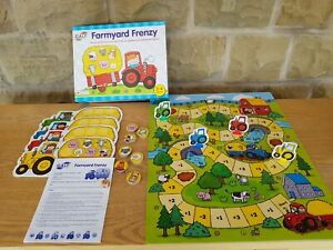 Farmyard Frenzy Counting, Maths Game Excellent clean complete condition
