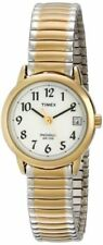 Timex Easy Reader Two Tone Stainless Steel Expansion Watch - T2H381