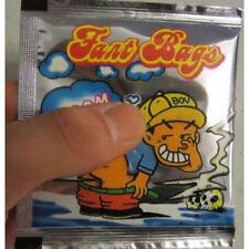 10X Stink Bomb Nasty Smelly Fart Bags Prank Joke Trick Party Filler Funny BK
