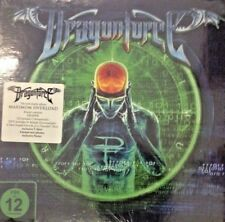 DRAGONFORCE- MAXIMUM OVERLORD *CD+DVD+T-SHIRT NEW*NUOVO SEALED RARO