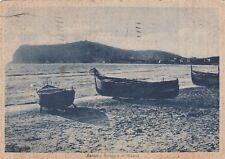 BACOLI: Spiaggia di Miseno   1942