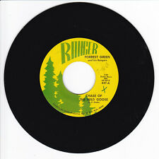 FORREST GREEN AND HIS RANGES Chase Of The Wild Goose VG(+) 45 RPM
