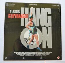Cliffhanger (1993) Widescreen PAL Laser Disc - Sylvester Stallone