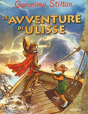 Le avventure di Ulisse - Geronimo Stilton - Piemme - 2009 -9788856600193