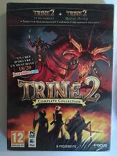 TRINE 2 Complete Collection JEU PC NEUF SOUS BLISTER L'intégrale de la Saga