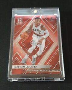 2017-18 Spectra Basketball - Damian Lillard Base Red /75