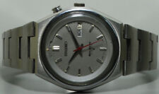 Vintage Seiko Bellmatic Alarm Automatic Day Date Used Wrist Watch S845 Antique
