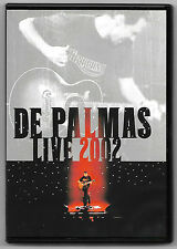 DVD / DE PALMAS LIVE 2002 (MUSIQUE CONCERT)
