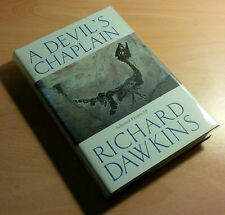 Richard Dawkins SIGNED A Devil's Chaplain UK Hardback 1st/1st edition Science