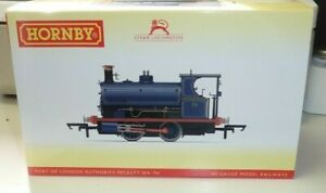 """HORNBY PECKETT W4 (R3679)  PORT OF LONDON AUTHORITY """"74"""" BOXED"""