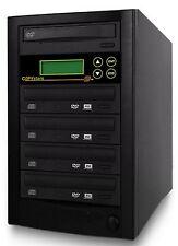 CD DVD Duplicator  Copystars 1 to 4 SATA Dual layer 24x Burner Copier