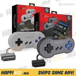 HYPERKIN SupaRetroN HD Gaming Console🍯NINTENDO Super NES + Famicom SNES System