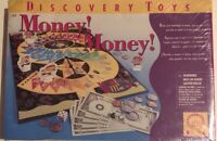 Discovery Toys Money Money Board Game Educational Learning Homeschooling Chores