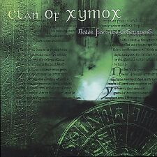 Notes From The Underground - Clan Of Xymox (2001, CD NUOVO)