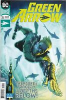 DC COMIC GREEN ARROW #35 NM UNREAD #92547-11 BR1