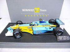 1:18 Renault F1 Team R202 - Engine RS22 #14 J. Trulli Universal Hobbies