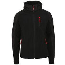 Herren Softshell & Fleecejacke Kombination - warme Jacke - Wandern Trekking -