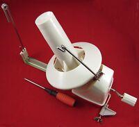 L2 Jumbo Konenwickler Wollwickler Strickmaschine knitting woolwinder Bobinoir