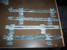 LOT OF 4 WENGER LEG TO LEG BRACKETS FOR PORTAMASTER & SHOWMAKER STAGE RISERS