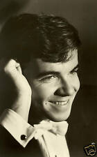 MISHA DICHTER, PIANIST BLACK AND WHITE PUBLICITY PHOTO