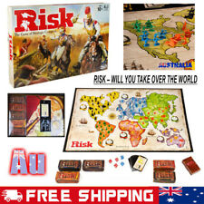 NEW Risk -The Game Of Global Domination Boardgame from Mr Toy Family Kid Gift AU