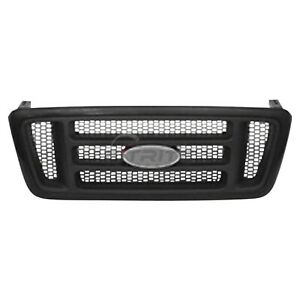 Grille With Black Honeycomb For 2004-2008 Ford F-150 FO1200414