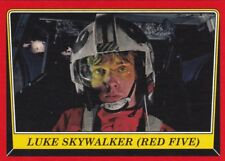 2016 Topps Star Wars Rogue One:Mission Briefing, LUKE SKYWALKER, #86