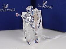 SWAROVSKI ANGEL ORNAMENT 2011 LIMITED ED. MIB #1096032