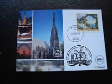 AUTRICHE - carte 30/5/2000 (B7) austria