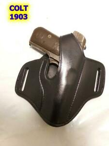 """INTERARMS Brand Holster for WALTHER PP SAVAGE 1917 LLAMA 32/380 COLT 1903 3.75"""""""