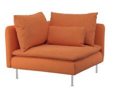 New Ikea Cover Set for Soderhamn Corner Section in Samsta Orange 104.526.66