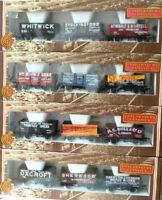 Bachmann 00 Gauge Coal Trader Classics Wagon Triple Packs **Choose your Region**