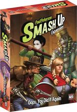 Oops You Did It Again Expansion Smash Up Deck Building Card Game AEG 5514