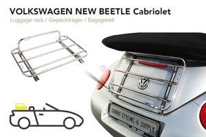 DECKLID LUGGAGE RACK VOLKSWAGEN BEETLE 2003-2010 1Y7 VW CONVERTIBLE CARRIER