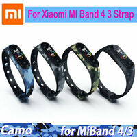 Uhrenarmband für xiaomi mi band 4 3 armband ersatz armband gummi armband Vo
