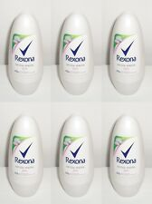 Rexona pure Natural Mineral Deoroller 48h 6 X 50ml