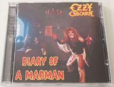 OZZY OSBOURNE DIARY OF A MADMAN CD ALBUM OTTIMO SPED GRATIS SU + ACQUISTI