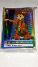 Digimon Karten Japan Holo Bandai 2000  aus einem Geschäfts Nachlass